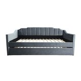 Tarryn Twin Daybed with Trundle by Red Barrel Studio®