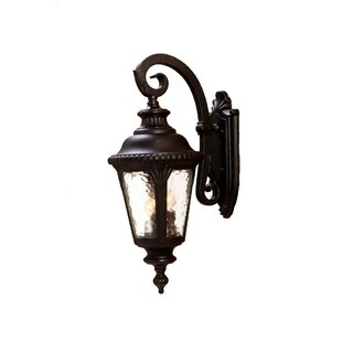 Appel 3-Light Outdoor Wall Lantern