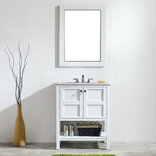 Caldwell 30 Single Bathroom Vanity Set by Beachcrest Home