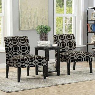 Gisla 3 Piece Living Room Set