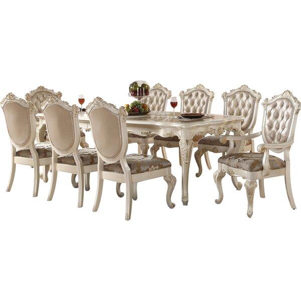 Rosdorf Park Ceri 9 Piece Dining Set | Wayfair