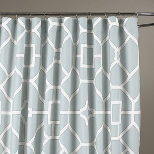 Best Price Nev Shower Curtain ByWrought Studio