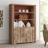 Abella Standard Bookcase by Loon Peak®