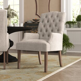 Reviews Kosinski Upholstered Dining Chair by Alcott Hill Reviews (2019) & Buyer's Guide