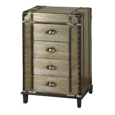Caraway 4 Drawer Chest by Breakwater Bay