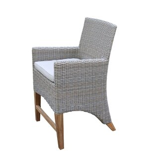 Sutter Patio Dining Chair with Cushion