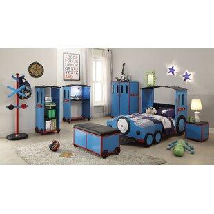 Nala Twin Train Configurable Bedroom Set