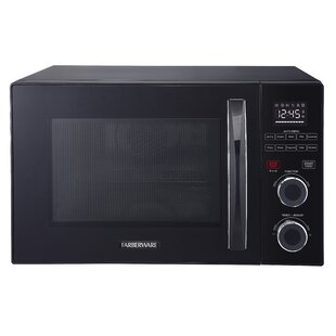 21 1 cu.ft. Countertop Convection Microwave with Sensor Cooking by Farberware