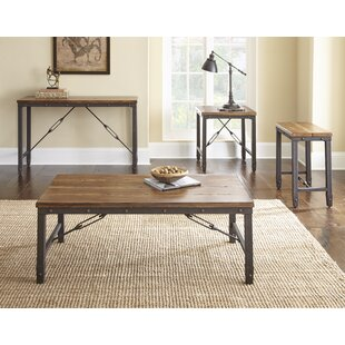 Alma 4 Piece Coffee Table Set