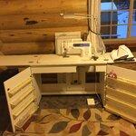 Arrow Sewing Cabinets Bertha Sewing Cabinet & Reviews   Wayfair