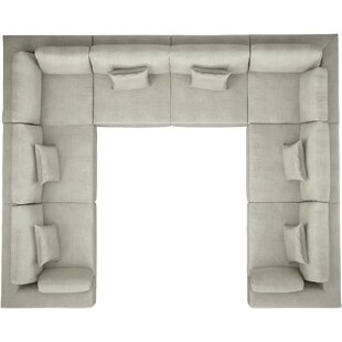 Syd U-Shaped Modular Sectional