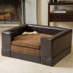 Dofferville Large Rectangle Cushy Pet Sofa