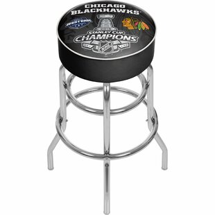 NHL 31 Swivel Bar Stool