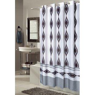 EZ-ON® Harlequin Shower Curtain ByBen and Jonah