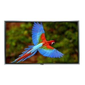 """SilverFrame 84"""" diagonal Fixed Frame Projection Screen"""
