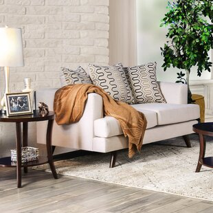 Affordable Price Landover Loveseat by Everly Quinn Reviews (2019) & Buyer's Guide