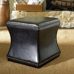 Bohannon Leather Storage Ottoman