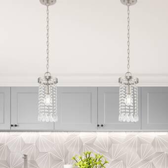 Wrought Studio Schulte 3 Light Cluster Jar Pendant Wayfair