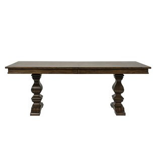 Knight Dining Table by Birch Lane™ Heritage No Copount