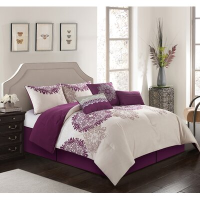 Madiun Comforter Set Bungalow Rose