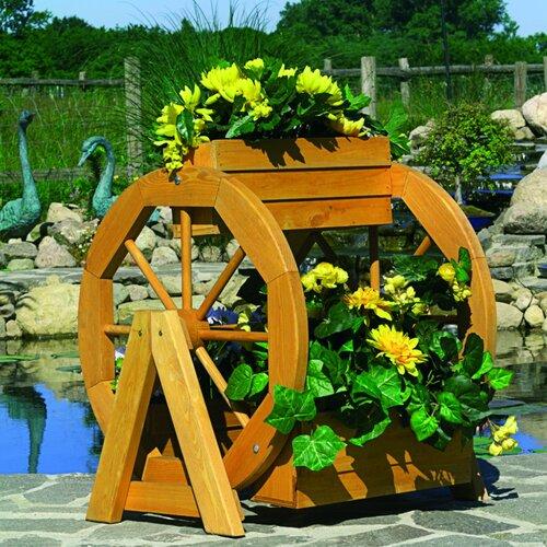 59 cm x 55 cm Statuen-Blumentopf Garten Living | Garten > Pflanzen > Blumentöpfe | Garten Living