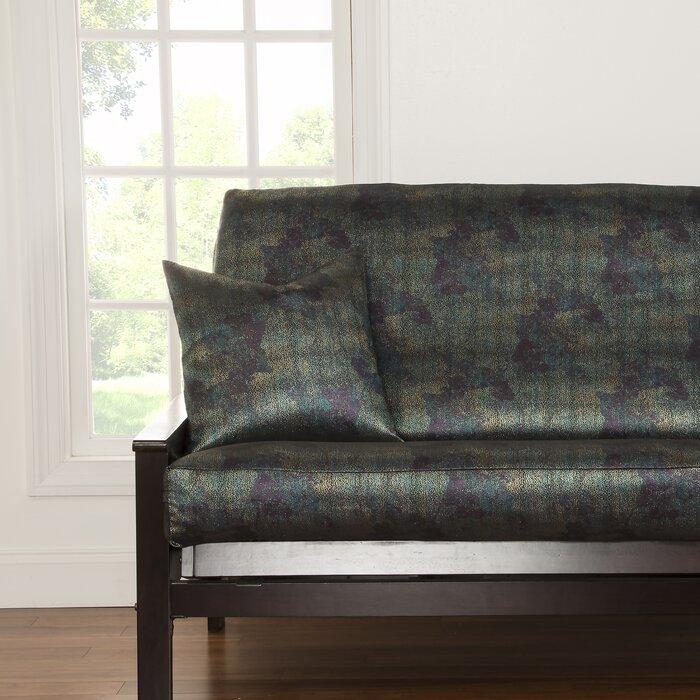 Magnificent Rafael Full Box Cushion Futon Slipcover Alphanode Cool Chair Designs And Ideas Alphanodeonline