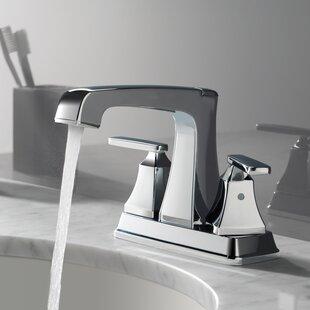 Delta Ashlyn Centerset Bathroom Faucet with ..