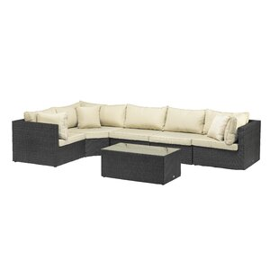 Titcomb 5 Seater Rattan Sofa Set By Sol 72 Outdoor