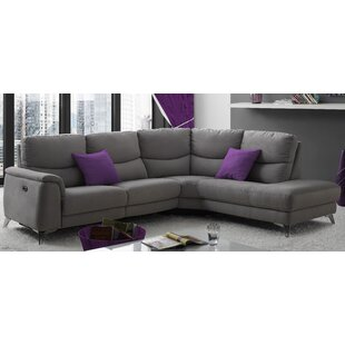 Latitude Run Marble Hill Reclining Sectional