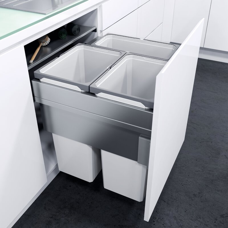 Vauth -Sagel Oeko XX Liner for Cabinet Pull Out Trash Can ...