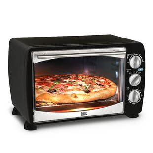 Bargain 16 Cu. Ft. Gourmet Toaster Oven By Elite by Maxi-Matic