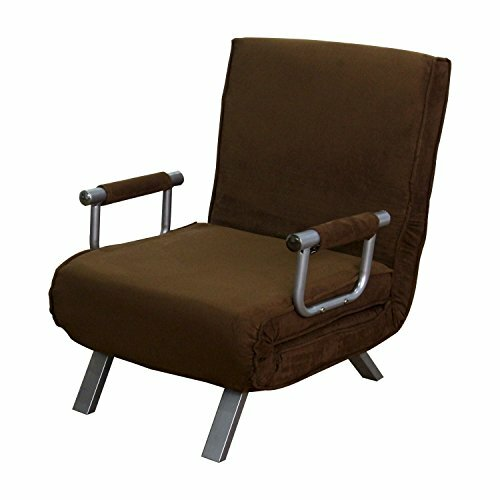 Juarez Convertible Single Sleeper Futon Chair