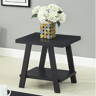 Compare Filipek End Table by Winston Porter