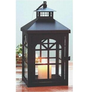 Great choice Metal Lantern By Darby Home Co