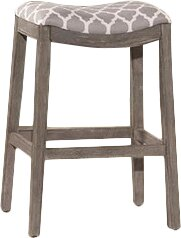 Hebron Bar Stool by Alcott Hill