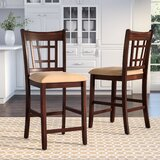 Norwalk 24 Bar Stool (Set of 2) by Alcott Hill®