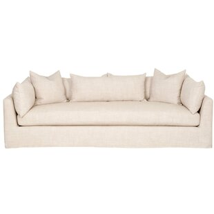 Shop Grimm Lounge Slipcover Standard Sofa by Rosecliff Heights