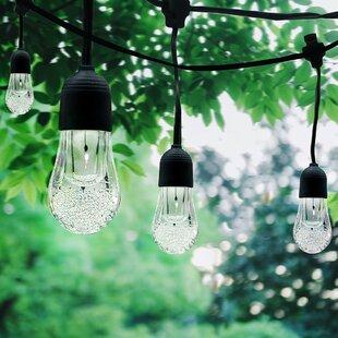 Bubble Bulb String Lights (Set Of 10) Image