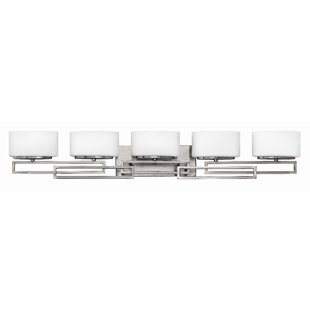 Goodner 5-Light Vanity Light by Ivy Bronx