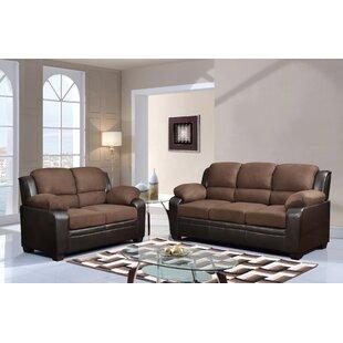 Configurable Living Room Set ByGlobal Furniture USA