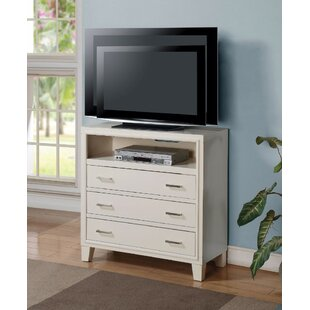 Latrell Simple Looking 36 TV Stand by Alcott Hill