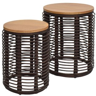 Perry 2 Piece Nesting Tables