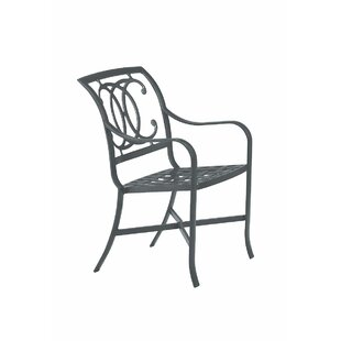 Palladian Patio Dining Chair by Tropitone