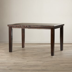 Vacchiano Counter Height Extendable Dining Table Red Barrel Studio