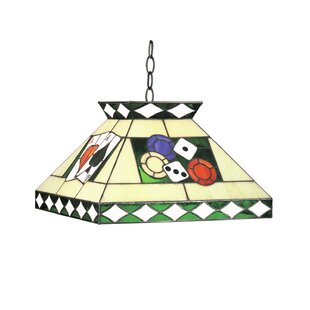 Winston Porter Cleitus 2-Light Pool Table Light