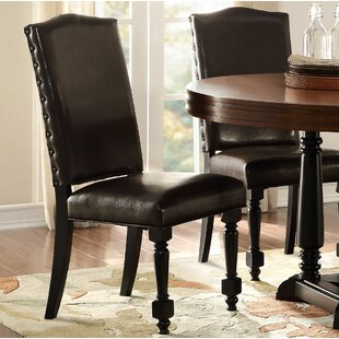 Fuente Upholstered Dining Chairs (Set of 2) by Darby Home Co