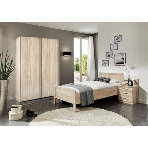 Anpassbares Schlafzimmer-Set Meran, 90 x 200 cm..
