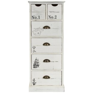 Southbridge 6 Drawer Chest By Beachcrest Home