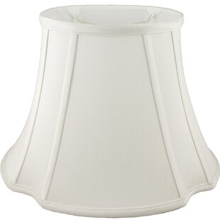 17 Faux Silk Bell Lamp Shade