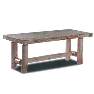 Pellston Log Coffee Table by Loon Peak